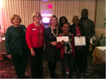 Richmond County Chapter - Shaunte Colbert, Winner of Our Women in History Essay Contest