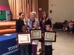 Westchester Chapter sponsored a Women's History Contest