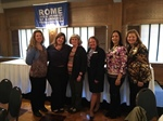 Rome Chamber of Commerce, Co-hosted the 22nd Congressional District Primary Political Forum