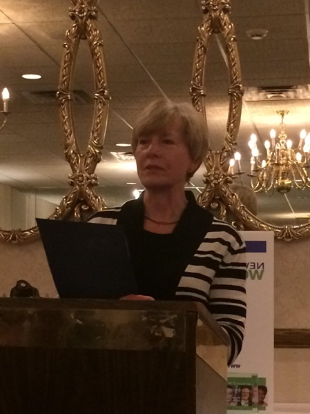 Niagara Frontier Chapter Honors Leslie Stolzenfels as Women of the Year